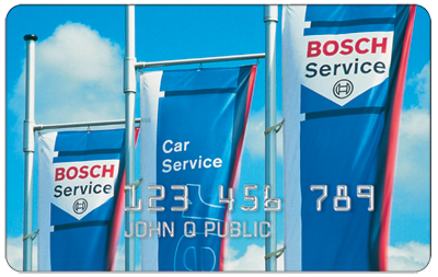 BOSCH CREDIT CARD IMAGE